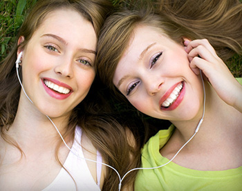 get white teeth with teeth whitening in Waco